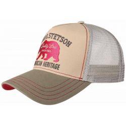 GORRA TRUCKER GORRA CAP BEAR-STETSON