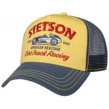 CASQUETTE TRUCKER CAP DIRT TRACK RACING-STETSON