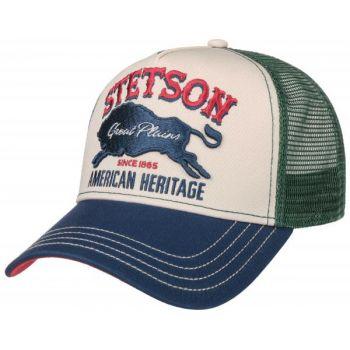 CASQUETTE TRUCKER CAP GREAT PLAINS-STETSON