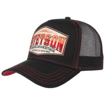 CASQUETTE TRUCKER CAP HERITAGE-STETSON