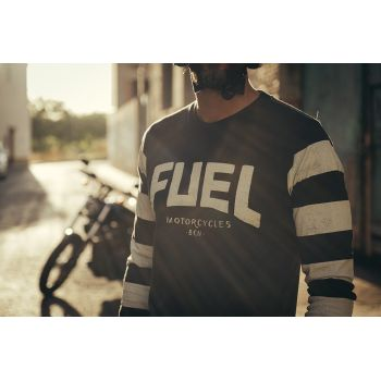 PULL NEWSTRIPES LONG SLEEVE-FUEL