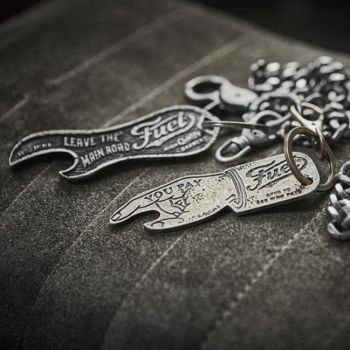 PORTE CLE KEYCHAIN YOU PAY-FUEL
