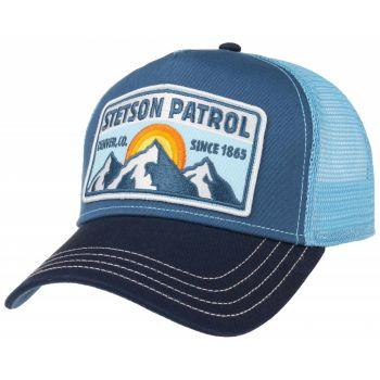 CASQUETTE TRUCKER CAP PATROL-STETSON