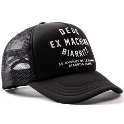 BIARRITZ TRUCKER CAP ADDRESS DEUS EX MACHINA,