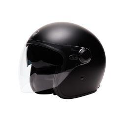 "Marko BOREAL- Matte Black Helmet """