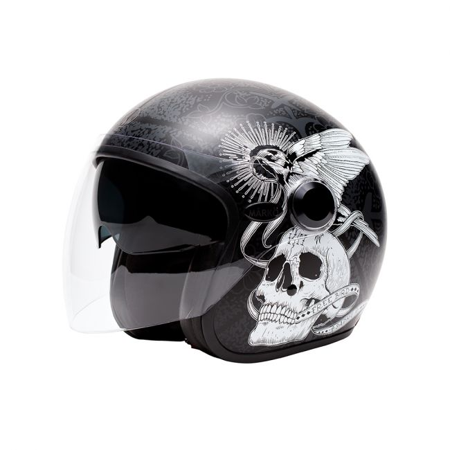 "Helmet Marko BOREAL - Special Edition Sadhu The Serbian """