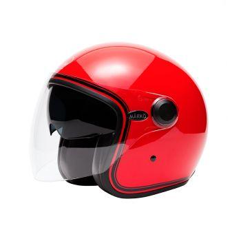 "Helmet Marko BOREAL Red bands """