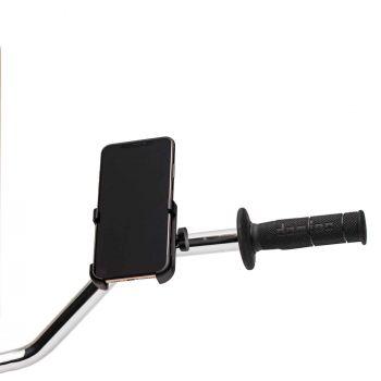 SUPPORT SMARTPHONE GPS ALUMINIUM QUICK GRIP - VSTREET
