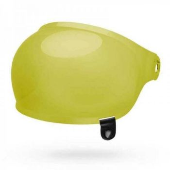 Bell Bullit Yellow Bubble Screen
