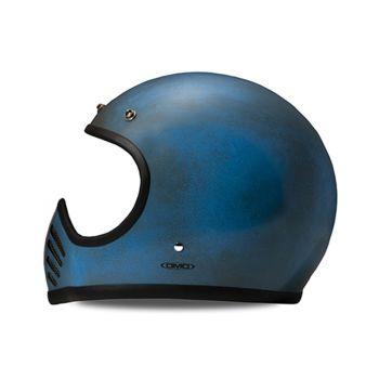 CASQUE INTEGRAL 75 HANDMADE ARROW BLUE - DMD