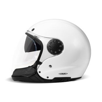 Casco modular ASR PEARL WHITE - DMD