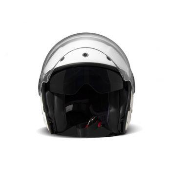 HELMET MODULAR ASR PEARL WHITE - DMD