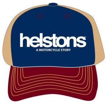 CASQUETTE LOGO-HELSTONS