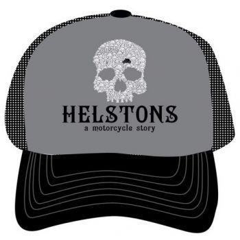 CASQUETTE SKULL-HELSTONS