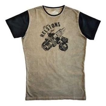 CHISPAS camisa - HELSTONS