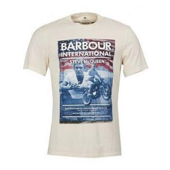 T-SHIRT SMQ HERO TEE-BARBOUR