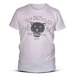 Shirt DMD PANTHER WEISS - NEU 2016