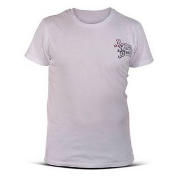 T-shirt DMD SPEED & POWER WHITE