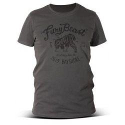 T-Shirt FURY DMD BEAST GREY - NEU 2016