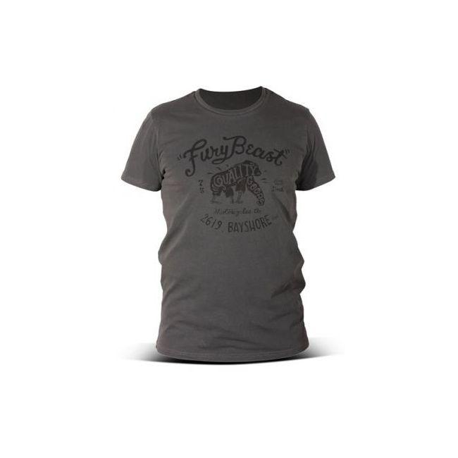 T-shirt DMD FURY BEAST GREY - NEW 2016