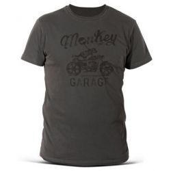 Shirt DMD MONKEY GRAY - NEW 2016