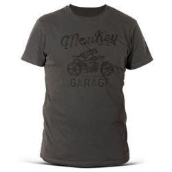 T-shirt DMD MONKEY GREY - NEW 2016