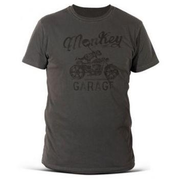 Shirt DMD MONKEY GREY - NEU 2016