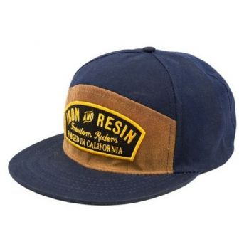Casquette Iron and Resin CAP TRAPPER