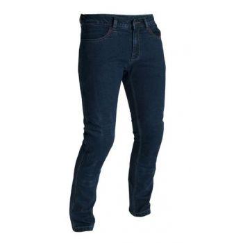 Pantalones de tela de aramida RST CE era el hombre de color azul oscuro