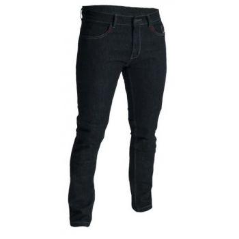 Pantalon RST Aramid CE textile été straight leg noir homme