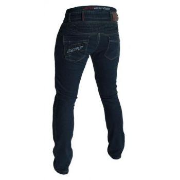 Pantalones RST Pro Tech tejido de aramida fue el hombre de color azul oscuro