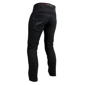 Pantalones RST Pro Tech tejido de aramida fue el hombre negro