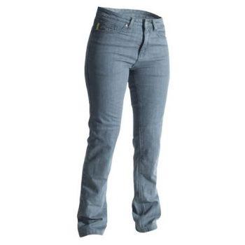 Pantalon RST Ladies Aramid Skinny Fit textile été gris femme
