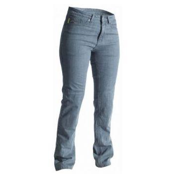Pantalon RST Ladies Aramid Straight textile été grisfemme