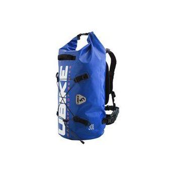 Bolsa impermeable AZUL CILINDRO BAG 30L UBIKE