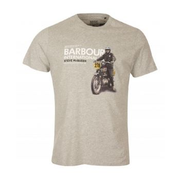 T-SHIRT SIDE STEEVE TEE - BARBOUR