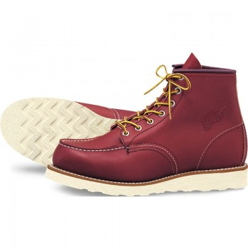 Red Wing 8131 clássico Moc