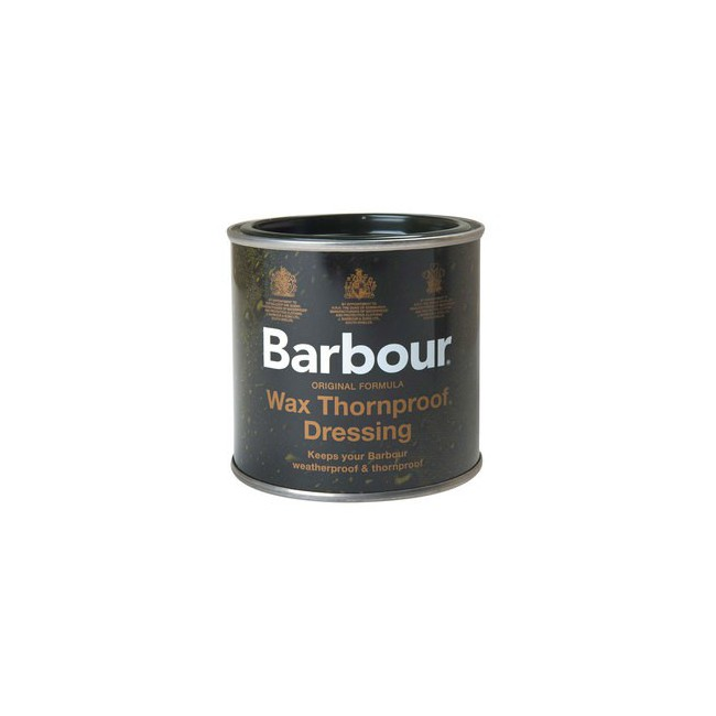 Pot Wax BARBOUR THORNPROOF ANKLEIDEN