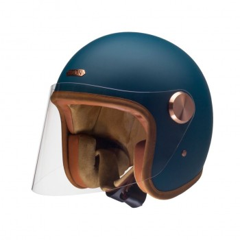 Casque jet HEDON EPICURIST Teal