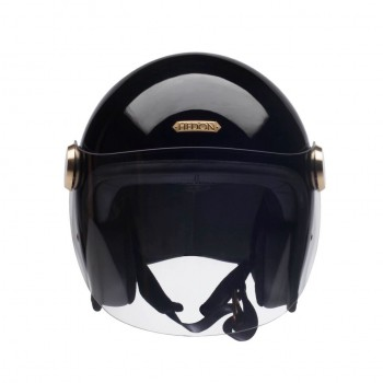 Casque jet hedon epicurist Signature black