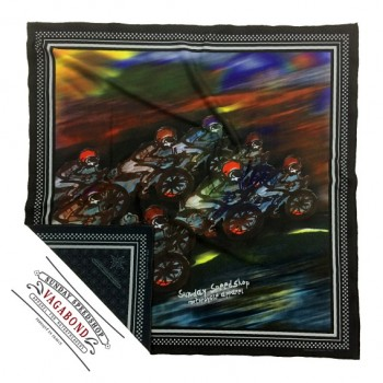 Sunday Speedshop VAGABOND Scarf