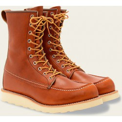 877 Red Wing Moc Toe