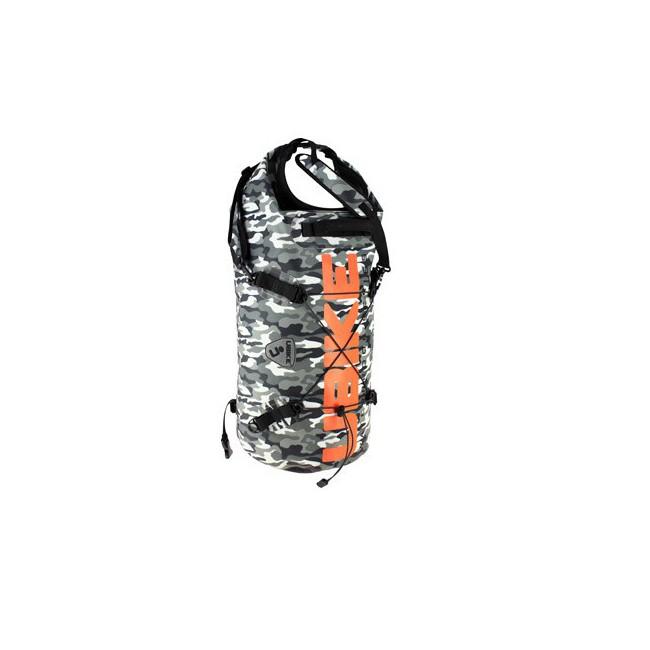WATERPROOF BAG CAMO CYLINDER BAG 50L UBIKE