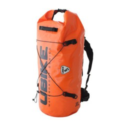 WATERPROOF BAG ORANGE BAG 30L CYLINDER UBIKE