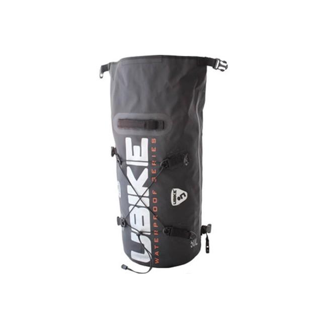 WATERPROOF BAG 50L BLACK CYLINDER BAG UBIKE