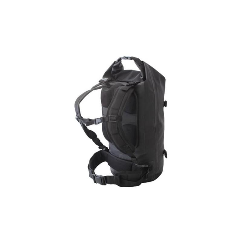sac etanche moto noir cylinder bag 50l ubike. Black Bedroom Furniture Sets. Home Design Ideas