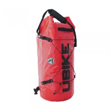 WATERPROOF BAG RED BAG 30L CYLINDER UBIKE