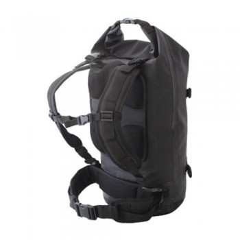 WATERPROOF BAG 30L BLACK CYLINDER BAG UBIKE