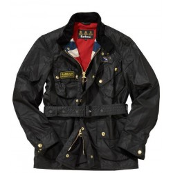 Barbour Union Jack Internationale Jacke