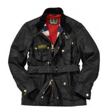 Jacket União Barbour Jack Internacional